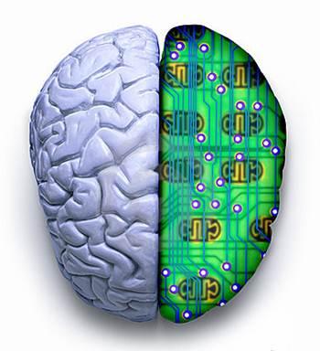 CPU-brain