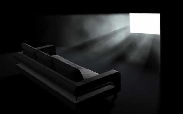اتاق تاریک؟ خوراک پلاسماست :)