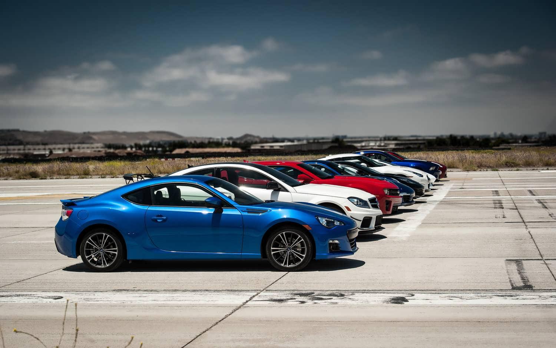 مسابقه درگ بین سریعترین ماشین های دنیا - 4