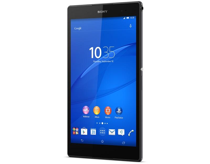 sony tablet z3