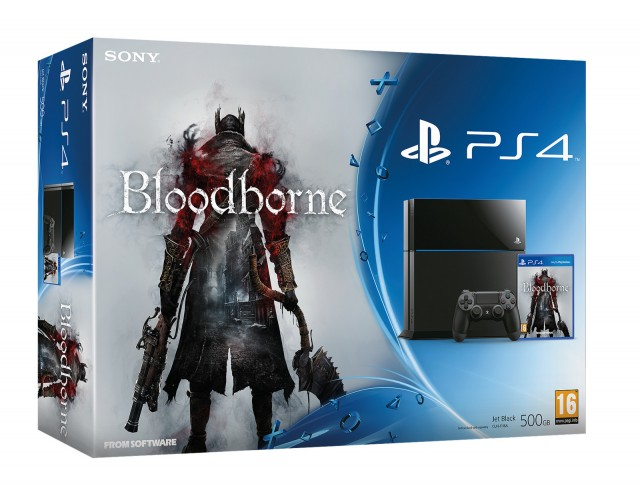 Bloodborne PS4 bundle