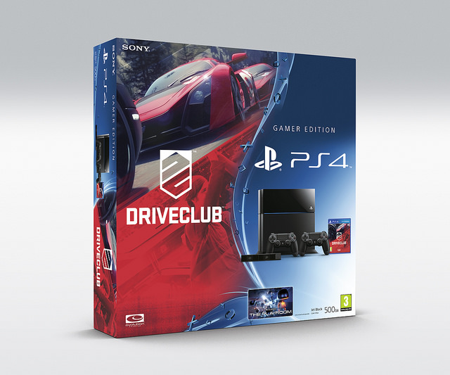 Gamer Edition DriveClub bundle