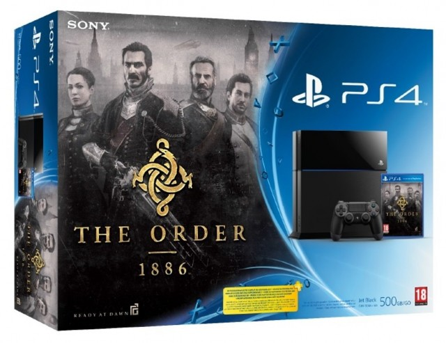 The Order 1886 PS4 bundle