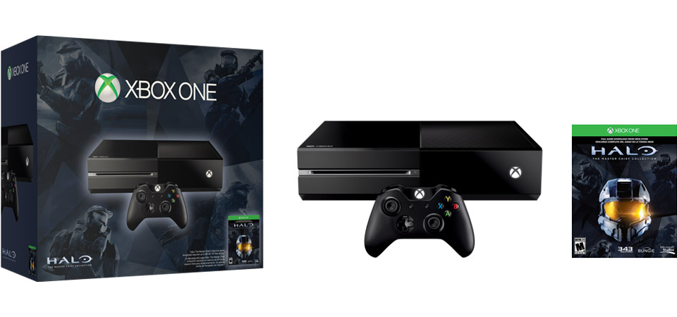 Xbox One Halo The Master Chief Collection Bundle